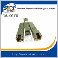 Buy cheap 10G Copper SFP 10GBase-T SFP+ Transceiver Module from wholesalers