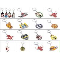 Buy cheap Basketball and Football Game metal keychain product