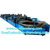 Buy cheap Fully automatic flat screen printing machine | automatic flocking printing machine from wholesalers