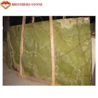 Buy cheap Marble block price green onyx marble price tile for interior from wholesalers
