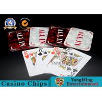 Buy cheap All In Texas Poker Baccarat Blackjack Clay Iron Abs Brass Poker Chips Dealer Button Poker Card Guard from wholesalers
