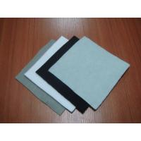 Buy cheap White / Black Short Fiber Needle Punched Geotextile / Non Woven Geotextile from wholesalers