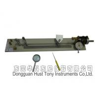 Buy cheap Hand Reeling Twist / Re-twist Degree Textile Testing Equipment / Machinery product