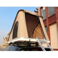 Buy cheap New Side Open Hard Sided Roof Top Tent, ABS Lid Triangle Roof Top Tent from wholesalers