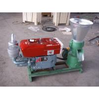 Buy cheap Wheat Straw / Sunflower Stalk / Wood Pellet Machine  PLM120D 40 - 60 kg / h from wholesalers
