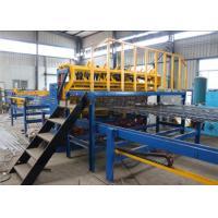 Low Carbon Steel Wire Wire Spot Welding Machine , Round Steel Bar Mesh Welding Machine