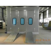 Buy cheap Portable Infrared Car Spray Booth 17.5KW For Home Garage , Motorcycle from wholesalers