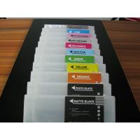 Buy cheap 700ml Refillable Ink Cartridges Empty For Epson 7900 9900 7910 9910 from wholesalers