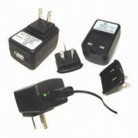 Buy cheap AC Adapter with CE and UL Approvals from wholesalers