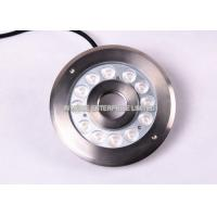 Buy cheap 36W RGB 3in1 Underwater LED Underwater Light Made of SS316 And UL Wire from wholesalers