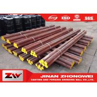 Buy cheap High hardness B2 Material Grinding Rods Forged Grinding Steel Bar product