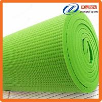 Buy cheap Manufacturer custom logo printed 6mm private label pvc yoga mat from wholesalers