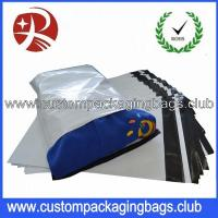 Buy cheap White Co-extruded Tamper-Proof Wholesale Logo Printed Poly Mailing Bags,Custom Poly Mailer Bag / Plastic Courier Bag from wholesalers