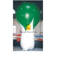 Buy cheap 7m Inflatable Advertising Helium Balloons 0.4mm PVC Tarpaulin For Promotion product