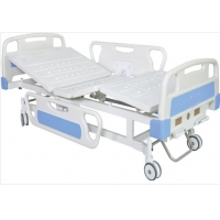 Buy cheap Multifunctional Manual Hospital Bed from wholesalers