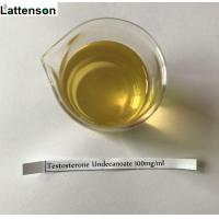 Buy cheap Yellow Injectable steroids oils Testosterone Undecanoate 100mg for bodybuilding with safe shipping from wholesalers