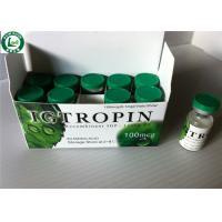 Buy cheap 1000mg Injectable Human Growth Hormone Steroid Long R3 IGF 1 / IGTROPIN from wholesalers