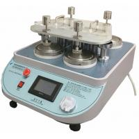 Buy cheap GW-031A  MARTINDALE abrasion testing machine (Samping 4PCS) from wholesalers