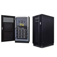 30KVA Online Modular UPS System Three Phase Low Audible Noise For Unbalancing Load