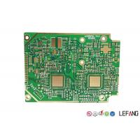 Buy cheap Solder Heavy Copper PCB , 4 Layers Copper Printed Circuit Board Green Solder Mask product