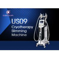 Buy cheap Beauty Salon Cryotherapy Machine Weight Reduction With ISO13485 Standard from wholesalers