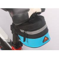 Buy cheap Bicycle Saddle Bags Waterproof For Wallets / Keys / Tools / Tire Levers / Patch Kits product