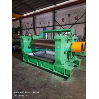 Buy cheap 450V Second Hand Used Rubber Open Mill Two Roll Mixing Mill Machine from wholesalers