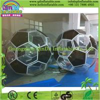 Buy cheap QD Giant bubble jumbo water ball inflatable water walking ball rental price from wholesalers