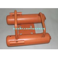 Buy cheap Customized 5 Gal Twin Air Compressor Tanks , Geteng QG-010 from wholesalers
