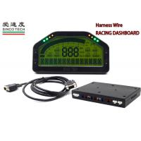 Buy cheap Digital Air Fuel Ratio Meter 6.5 Inch Size Combination Dashboard Harness Wiring product