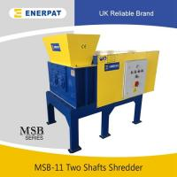 Buy cheap Industrial solid waste shredder machine for sale with UK design and CE from wholesalers