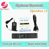Buy cheap DVB-S2 Receiver original Openbox Z5 HD Support free IPTV, Youtube/Youporn from wholesalers