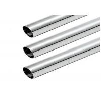 Buy cheap Seamless Tube Stainless Steel Sanitary Pipe Fittings , Stainless Steel Hygienic Fittings  Welded from wholesalers