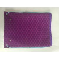 Buy cheap Lightweight custom storage fabric shoe bags for travel , popular from wholesalers