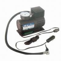 Quality Mini Air Compressor with 12V DC Voltage, 10A Rated Current and