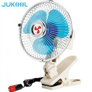 Buy cheap Iron DC24V 9 Inch Car Rechargeable Fan product