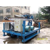 Buy cheap Single / Double Pipe Jet Grouting Drilling Rig For High-rise Buildings from wholesalers