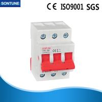 Buy cheap STIS-100 3P Fixed Moulded Case Circuit Breaker AC400 Coil Voltage product