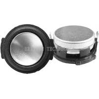 Buy cheap Full Range 32mm Multimedia Loudspeakers 78dB 3 Watts , N48 Grade Neodymium Magnet from wholesalers