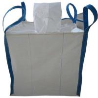 Buy cheap 1 Ton FIBC , Big Jumbo Bag / Flexible Container PP Woven Bag For Sand Loading from wholesalers