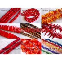 Buy cheap Natural Red Coral in Different Shapes from wholesalers