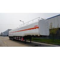 Buy cheap CIMC FUWA axle fuel tanker truck dimensions tanker trailer for sale from wholesalers