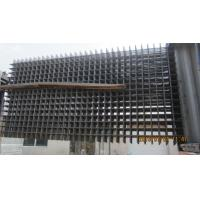 "Heavy Welded Mesh Panel,4.0-7.0mm, 6""x6"", balck welded panel,reinforcing welded"