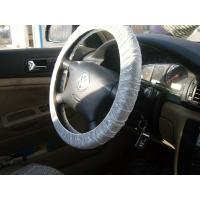 Buy cheap steering wheel cover, car seat cover, disposable cover, pe car foot mat, gear cover, auto, Protective automobile product from wholesalers