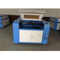Buy cheap High Efficiency Wood Laser Cutting Machine With 80W CO2 Sealed Glass Laser Tube from wholesalers