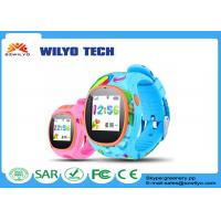 Buy cheap Blue Cell Phone Wrist Watch Multicolor AGPS mobile android watch S866w from wholesalers