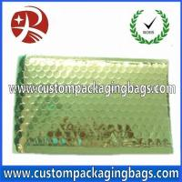 Buy cheap Self Adhesive Aluminum Foil ALM11 Gold Bubble Mail Bag from wholesalers