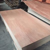 Buy cheap good quality bb/cc grade 4.5mm 5mm furniture plywood/hardwood back plywood to Philippines from wholesalers