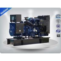 Buy cheap 7 Kva / 9Kw Soundproof Power Generating Sets 1500 rmp Engine Speed with Stamford alternator from wholesalers