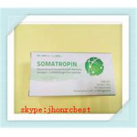 Buy cheap Legal Human Growth Hormone Steroid , Somatropin Growth Hormone 100IU from wholesalers